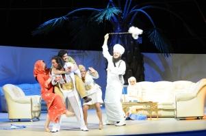 """Theater Dortmund """"die italienerin in algier"""""""